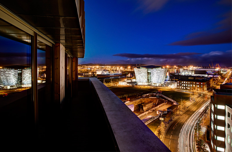Arc Apartments, Titanic Quarter, Belfast