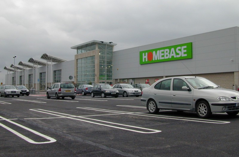 Drogheda retail and leisure park