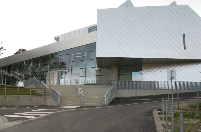 Photograph of the Regional Cultural Centre, Letterkenny