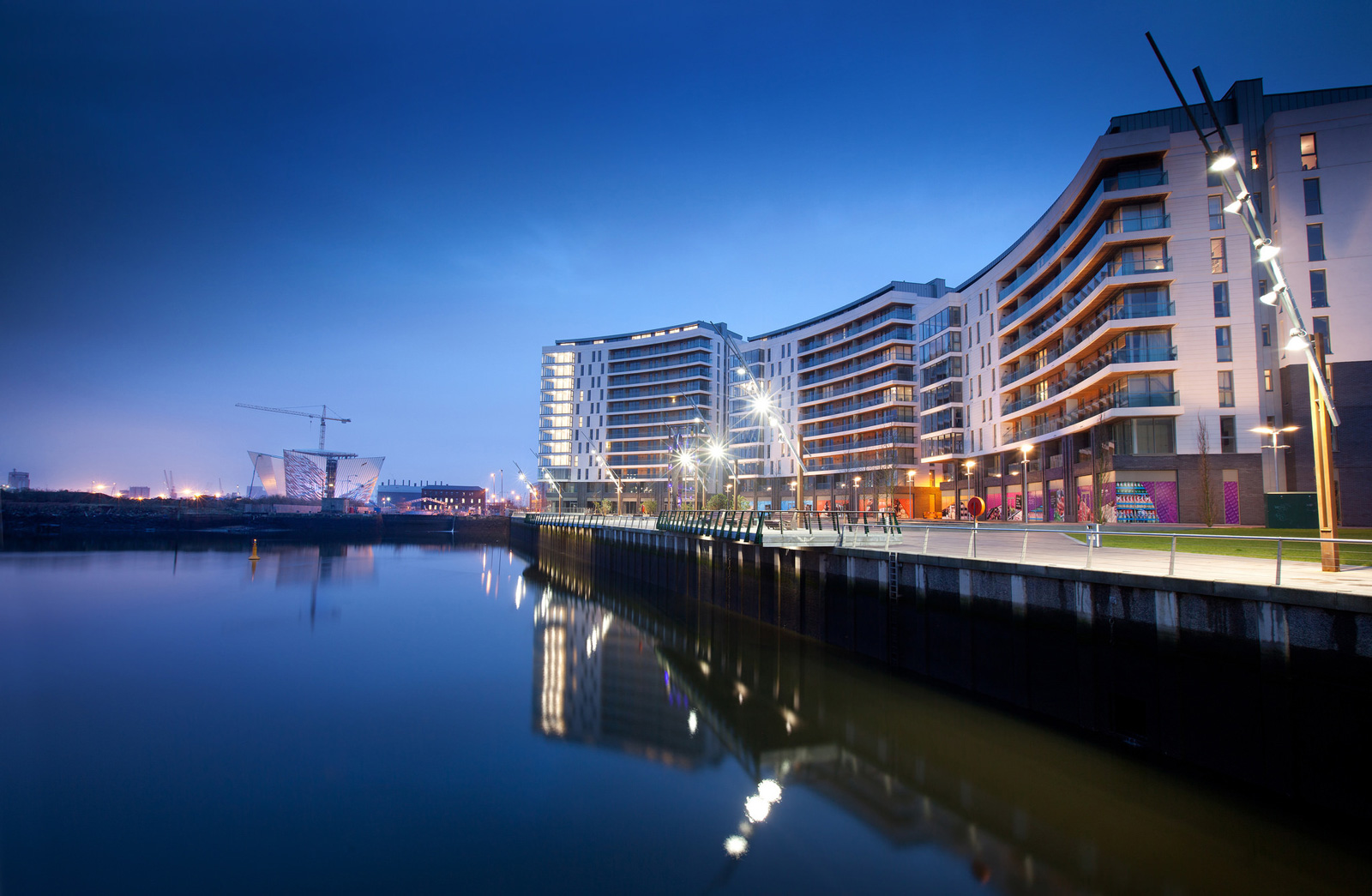 ARC Apartments, Belfast - Sammon